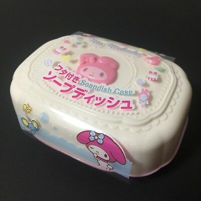 Sanrio My Melody Soapdish Case Airmail FREE SHIPPING