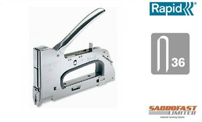 Rapid R36 Metal Hand Cable Tacker