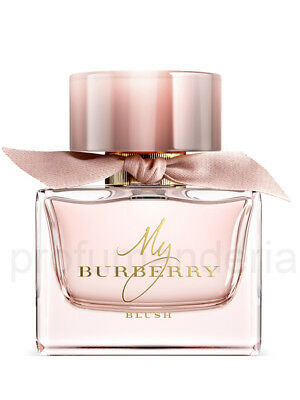profumo donna MY BURBERRY BLUSH new fragrance edp 90 ml