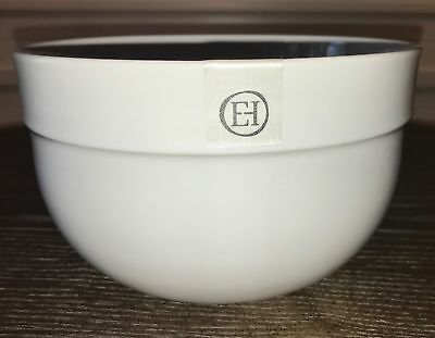 "Emile Henry ~ Made In France ~ Medium Mixing Bowl 8.4"" Blanc White NWT"