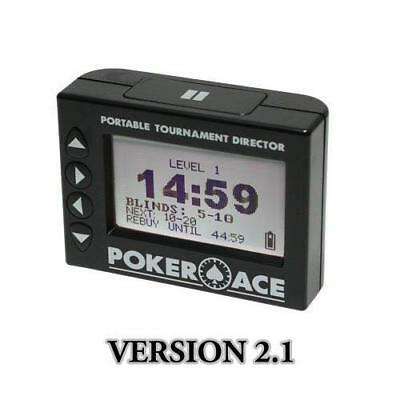 Poker Timer - Poker Ace PTD Version 2.1