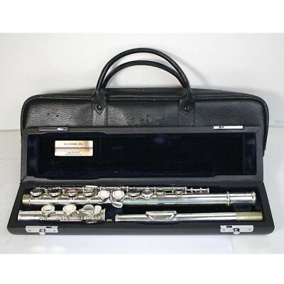 RS Berkeley Student Closed Hole Flute with Hard Case