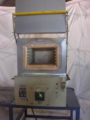 "Heat treating oven ,Cress Electric Furnace 12""x20""x8"" Model- C1228"