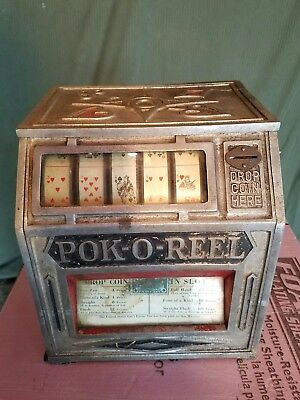 Pok o Reel Trade Stimulator