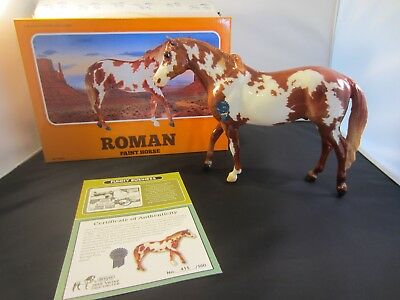 2018 Breyer  - ROMAN - The Third Release in the 2018 Vintage Club IN HAND