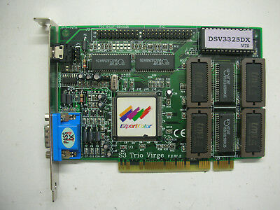 EXPERTCOLOR S3 TRIO VIRGE DRIVER
