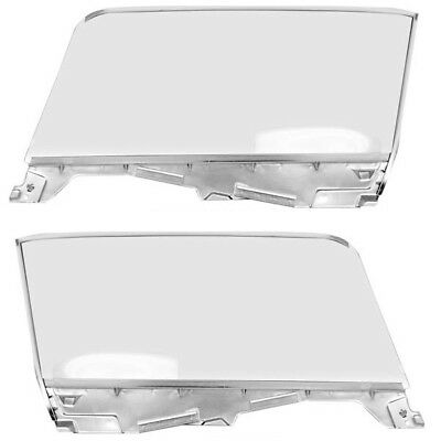 1965 66 Mustang Door Window Glass Assembly Pair /Right & Left Side Convertible