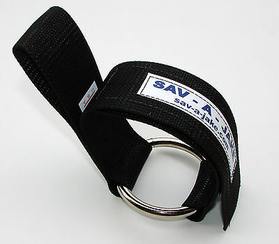 "Sav-A-Jake Firefighter Halligan Holster 3"" ring"