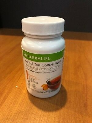 HERBALIFE HERBAL TEA CONCENTRATE 50g (1.8oz) - PEACH - BOOSTS METABOLISM