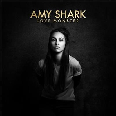 AMY SHARK Love Monster (Personally Signed by Amy) RELEASED 13 JULY - CD NEW