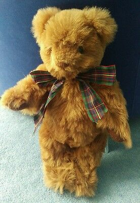 Vintage handmade in Victoria jointed Teddy Bear.