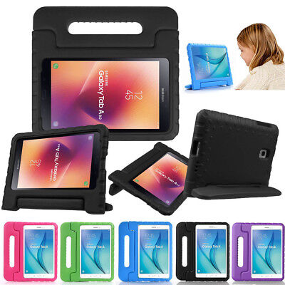 Safe Kids Handle Shockproof Foam Cover Case For Samsung Galaxy Tab A 8.0 T380