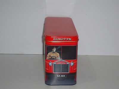 T1460 Arnott's Albion . SA-004 Empty Biscuit Tin  375 G