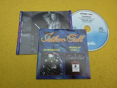 Jethro Tull-Stormwatch-nigtcap part 2 (M-M-) like new 2 cd in 1 ç