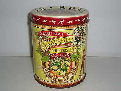T266 Collectable Koala Brand Empty Biscuit Tin