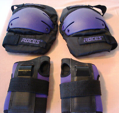 ROCES Knee Pads and Hand Protection Pads