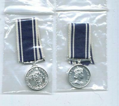 One  MINIATURE Medal of the POLICE LSGC Medal -EIIR by Spink and Son