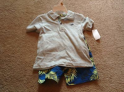 "NWT Toddler Boys Lightweight Long Sleeve /""Rad Kids Rule!/"" Shirt Size 3T"