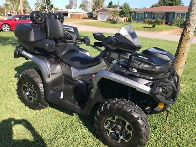 Can Am ATV 2014 Max XT 800R only 70 hours