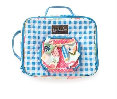 Matilda Jane All Packed Up Lunch Box NWT Sealed in bag