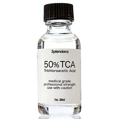50% T C A Skin Peel Acid (1 oz.) Skin Tags, Age & White Spots, Stretch Marks