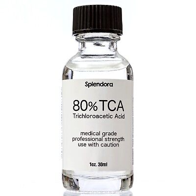 80% T C A Skin Peel Acid (1 oz.) Skin Tags, Age & White Spots, Stretch Marks