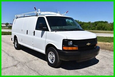 2013 Chevrolet Express 3500 Extended Cargo Great Condition! Stock#15873