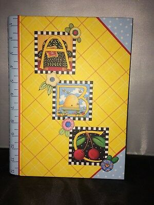 Mary Engelbreit Illustrated - A B C Journal 160 Pages Personal Journal