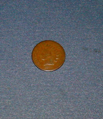 NICE Key Date 1877 INDIAN HEAD CENT Penny 1c