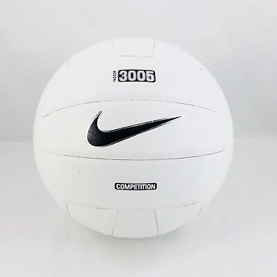 New Nike Indoor 3005 Competition Volleyball - White