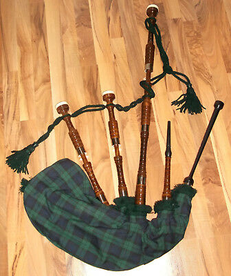 Great Highland Scottish Bagpipes by Kilberry Bagpipes in Edinbourgh