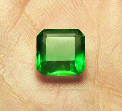 1.41 ct Natural Earth Mined Emerald Certified No Reserve