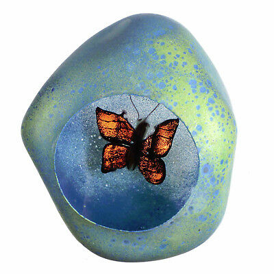 Melissa AYOTTE Sculptural Butterfly Stone