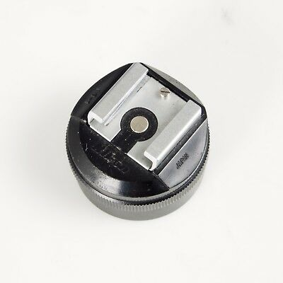 ^ Nikon AS-1 Flash Coupler Adapter Accessory for F, F2 Cameras 547