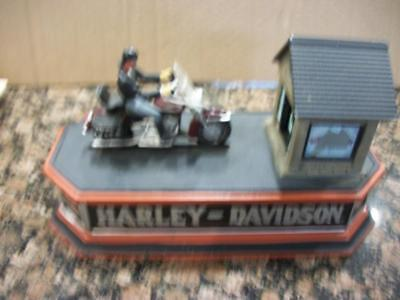 Franklin Mint - Harley Davidson Bank - Not Working