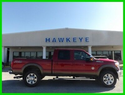 Ford F-350 Lariat 2016 Lariat Used Turbo 6.7L V8 32V Automatic 4WD Pickup Truck