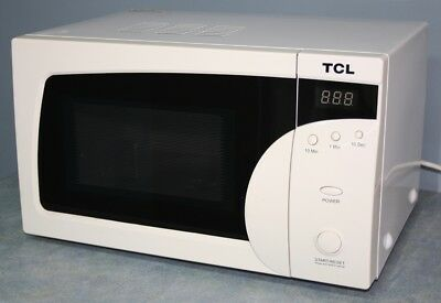 TCL 800W Microwave Oven White