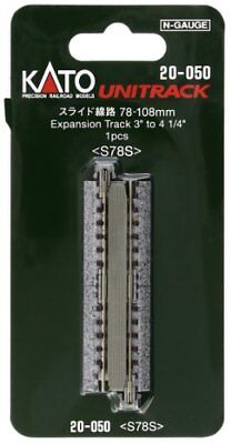 Kato N 78mm-108mm/3 to 4-1/4 Expansion Track