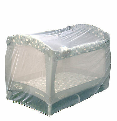 Deluxe Insect, Bug Netting for Baby's Pack N Plays and Play Yards 152810