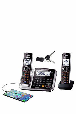 Panasonic  DECT Bluetooth Cordless Phone with A/Machine KX-TG7892AZS