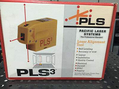 PLS 3 Point Laser Level Tool