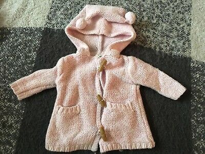 Knitted Jumper-Cotton On Baby-Size 00