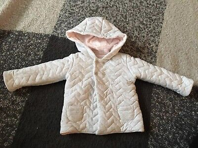 Baby Girl Reversable Jacket-Size 00-Spout