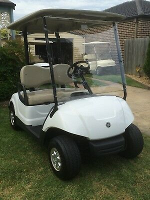Yamaha G29 Petrol Golf Cart/car 2008.