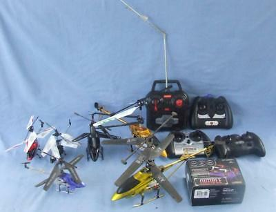 Remote Control Helicopters Parts (Can Post)