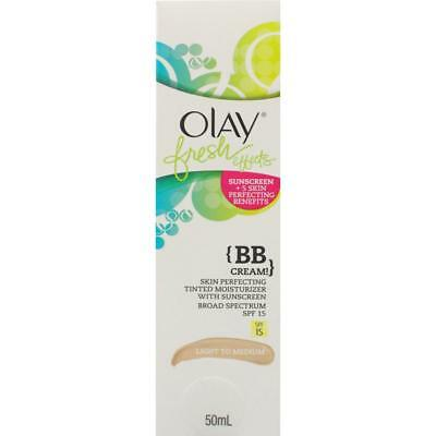 Olay Fresh Effects BB Cream 50mL - Light To Medium
