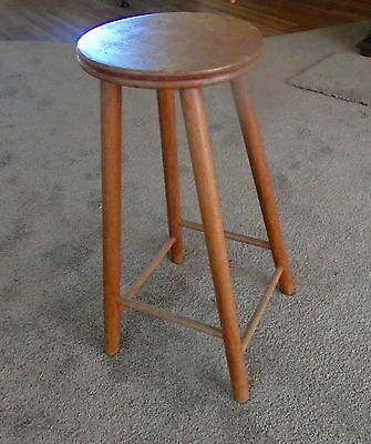 Neat Little Timber Stool