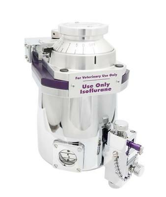 ASA Isoflurane Tec 3 Veterinary Continuous Flow Standard / Key Fill