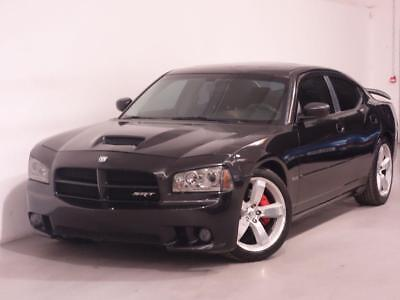 Dodge Charger CHARGER SRT-8 - 400 BHP - SAT NAV - LEATHER - DVD - 20 INCH CHROME