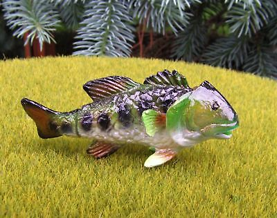 Miniature Fairy Garden Bobble Bass - Buy 3 Save $5